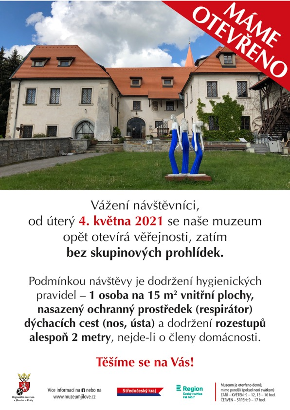 otevření muzea